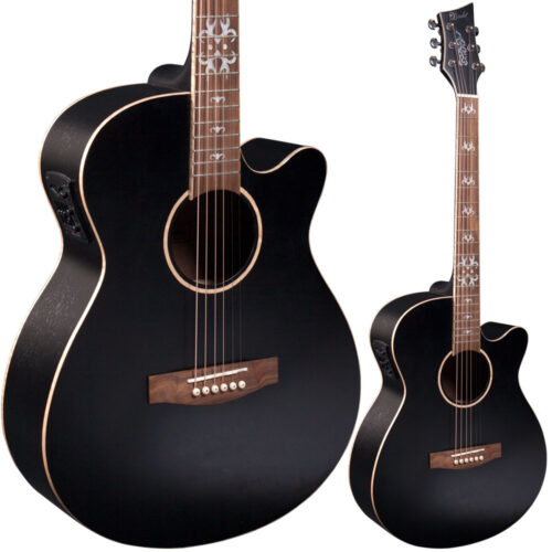 Lindo Black Fire SE Electro Acoustic Guitar