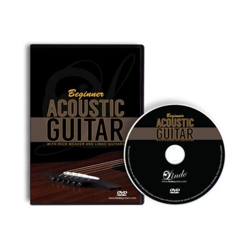 Lindo beginner Acoustic DVD