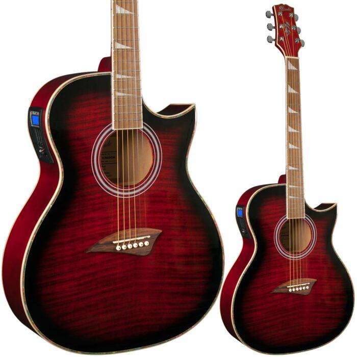 Lindo ORG Regular Electtro Acoustic Guitar