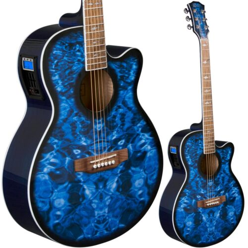 Lindo Shark Electro Acoustic Guitar