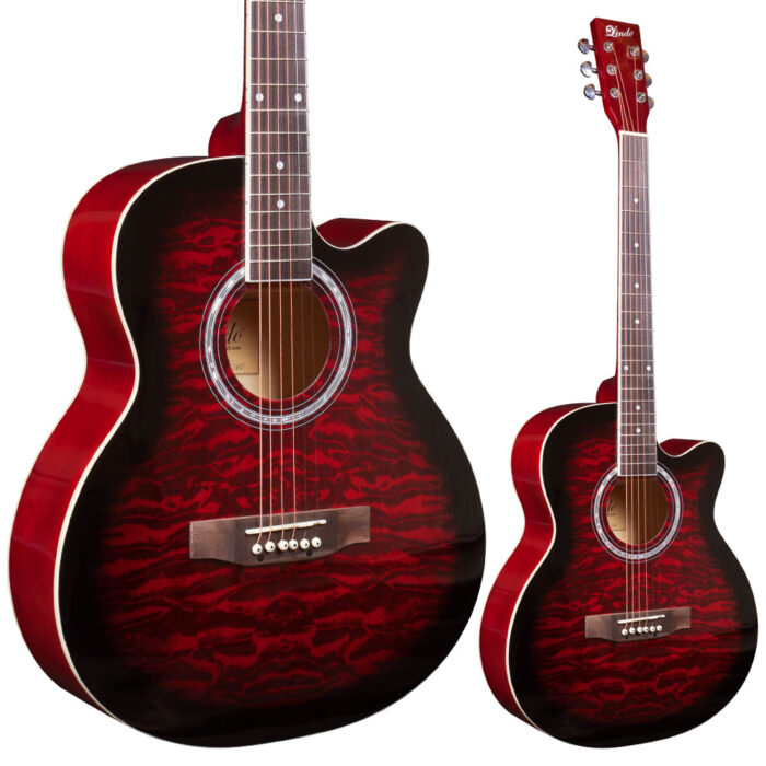Lindo Standard Ruby Red