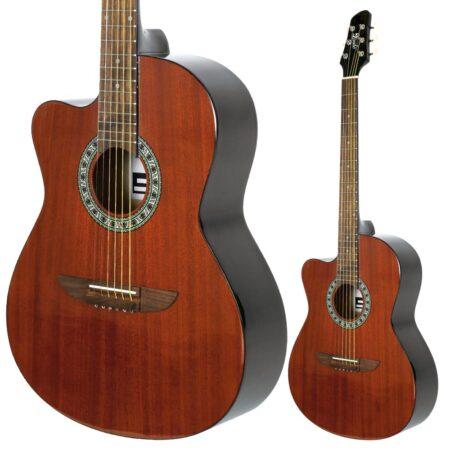 Lindo-Left-Handed-931C-Mahogany-Acoustic-Guitar
