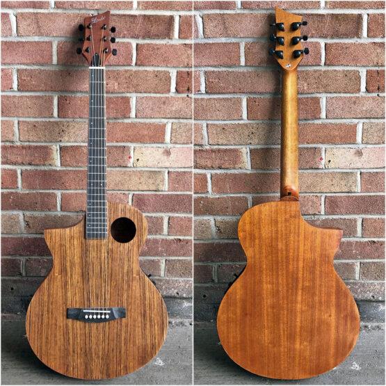 Lindo-Left-Handed-Neptune-SE-V2-Electro-Acoustic-Guitar-Front-&-Back