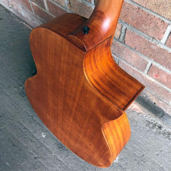 Lindo-Left-Handed-Neptune-SE-V2-Electro-Acoustic-Guitar-Heel