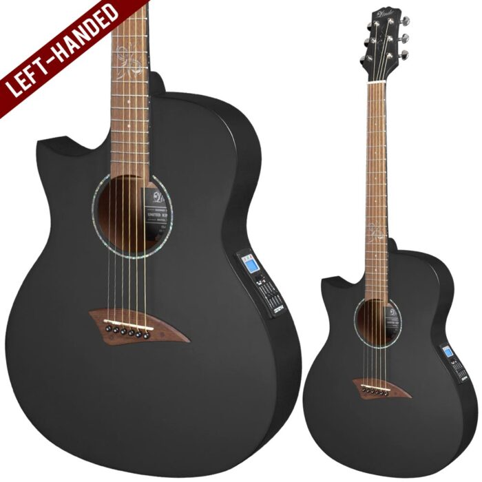 Lindo Left Handed Infinity Electro Acoustic Guitar